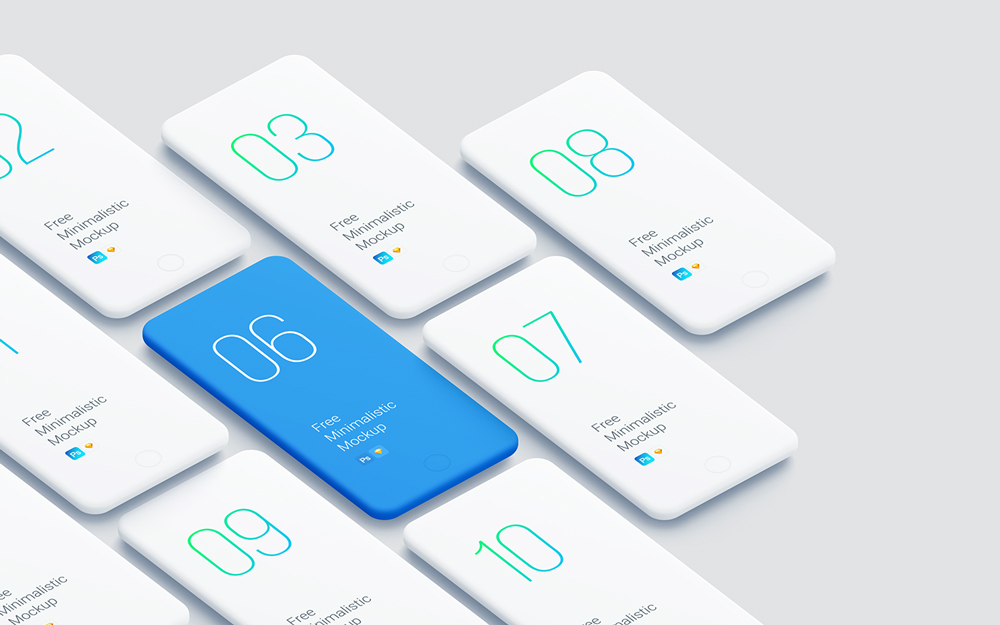 Minimalistic-Phone-Mockups-for-Your-Presentations-1