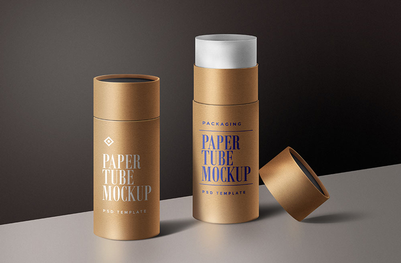 Paper-Tube-Packaging-Mockup-PSD