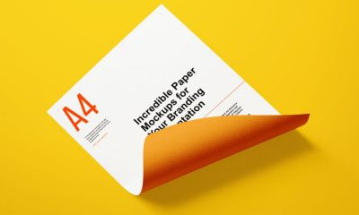 Free-A4-Paper-Mockup-For-Branding-of-Flyers-&-Letter-Heads