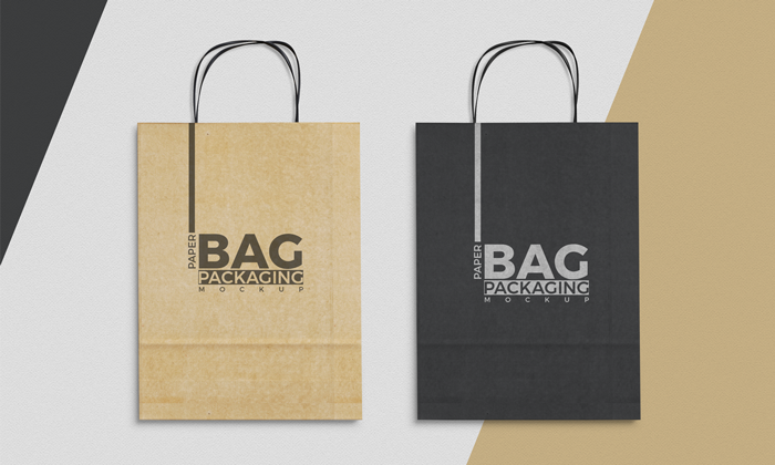 fe7bdd471dd1 paper bag mockup to showcase packaging designs mockup planet .
