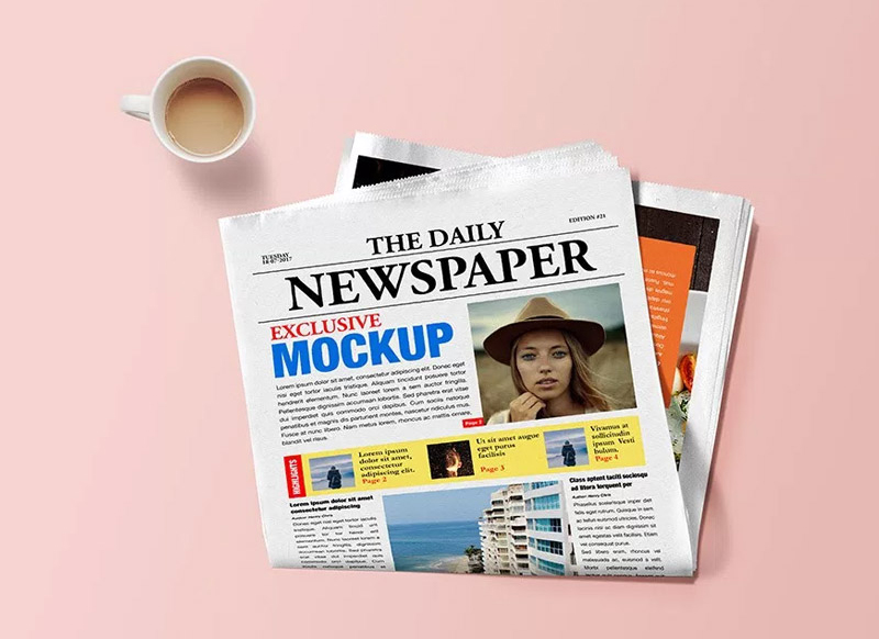 Free-PSD-Newspaper-Mockup