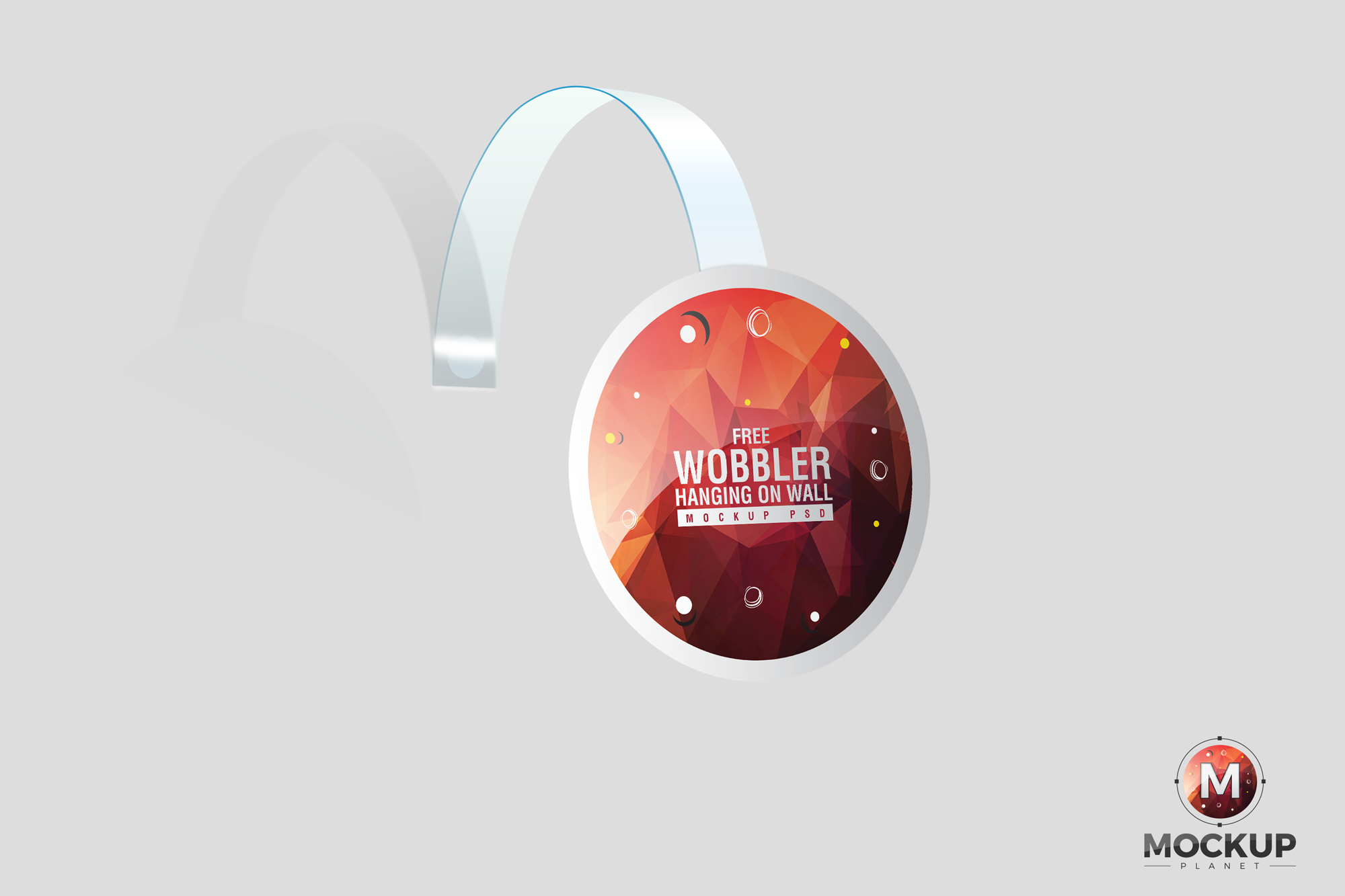 Free-Wobbler-Hanging-on-Wall-Mockup-PSD-1