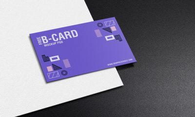 Texture-Paper-Business-Card-Mockup