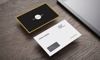 Business-Card-Mockup-on-Wooden-Table