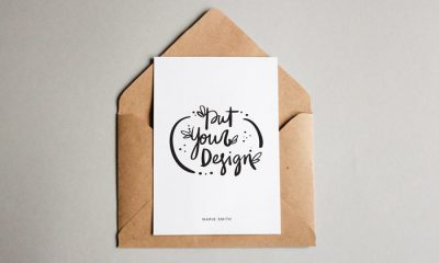 Postcard-and-Envelope-Mockup-PSD
