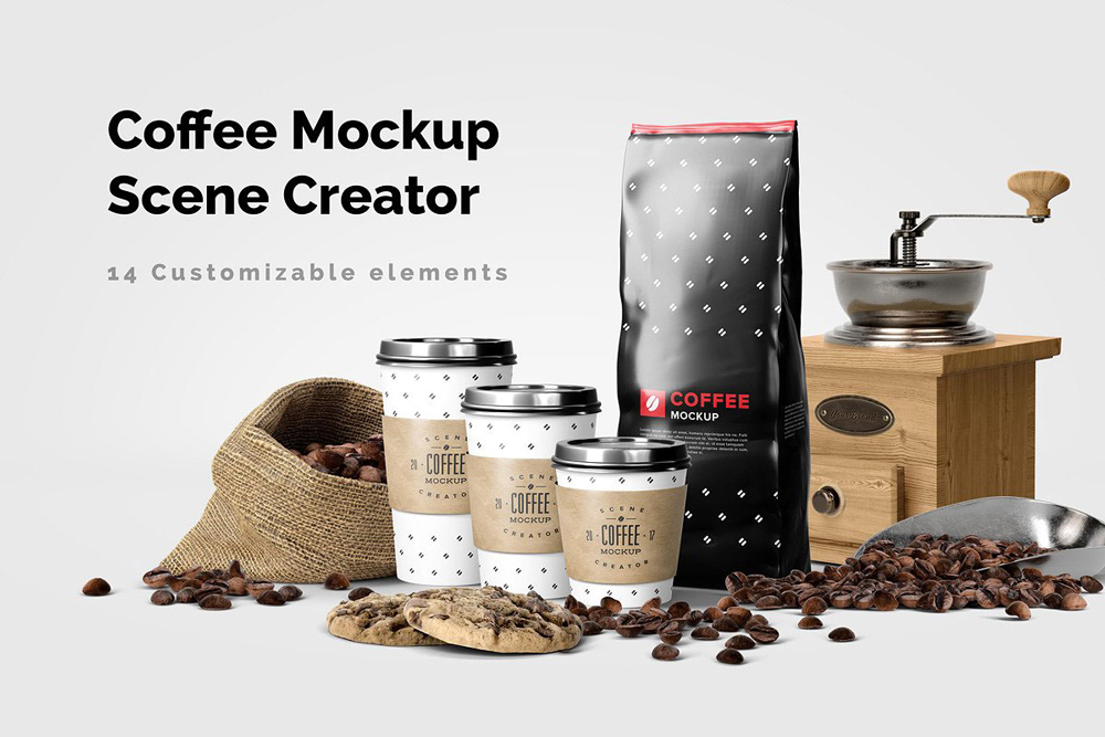 Free-Coffee-Mockup-Scene-Creator-14-Customizable-Elements