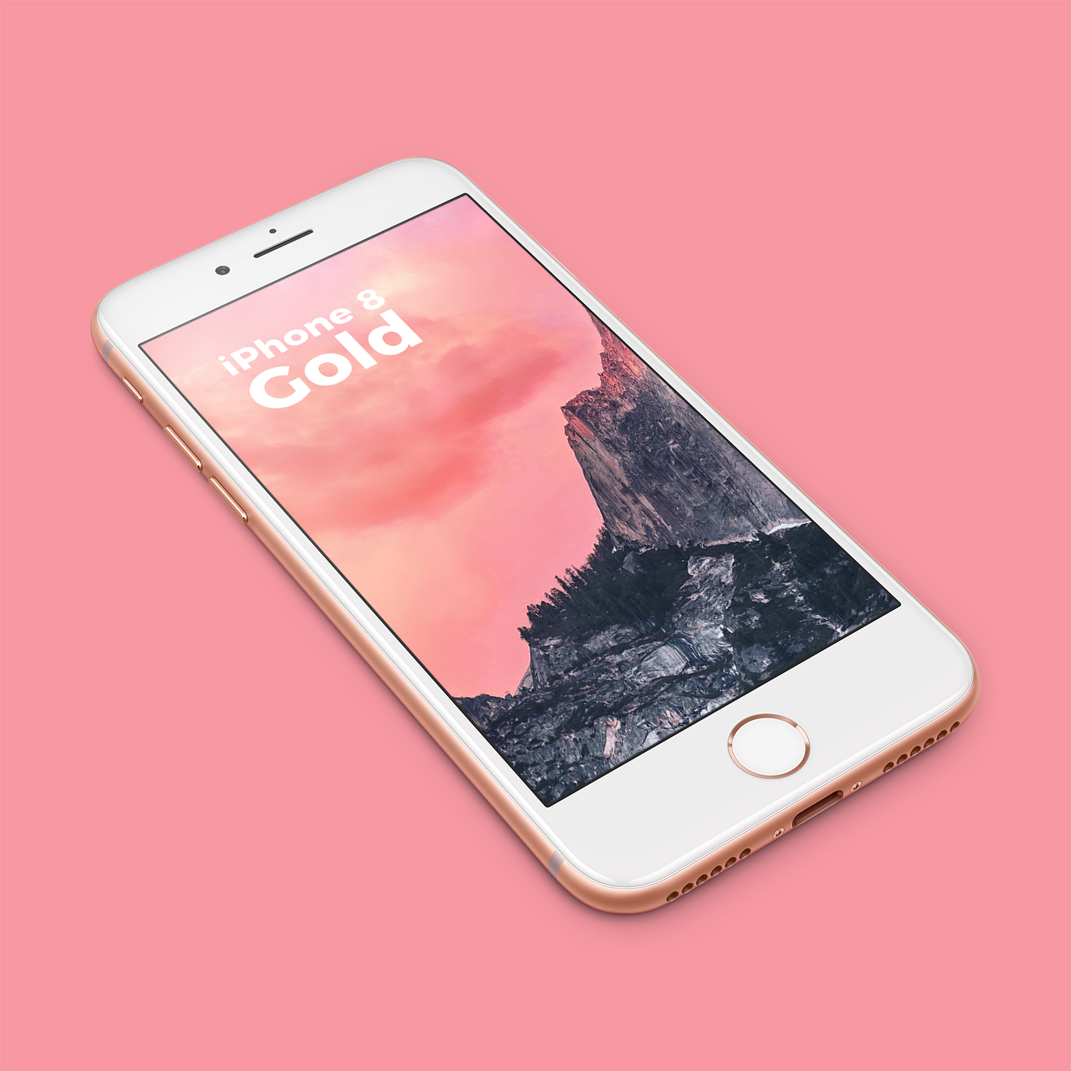Free-Perspective-View-iPhone-8-Gold-Mockup