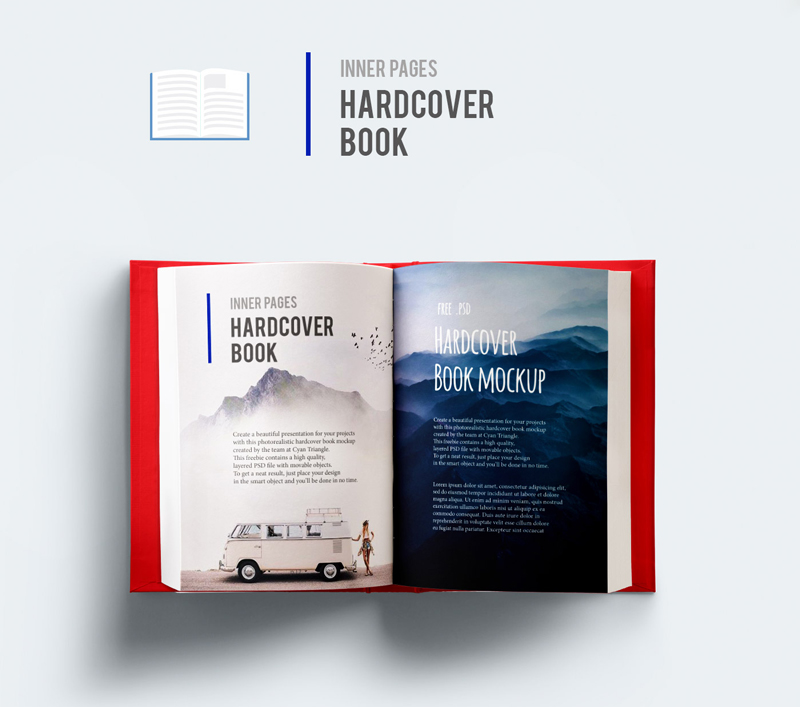Inner-Pages-Hardcover-Book-Mockup