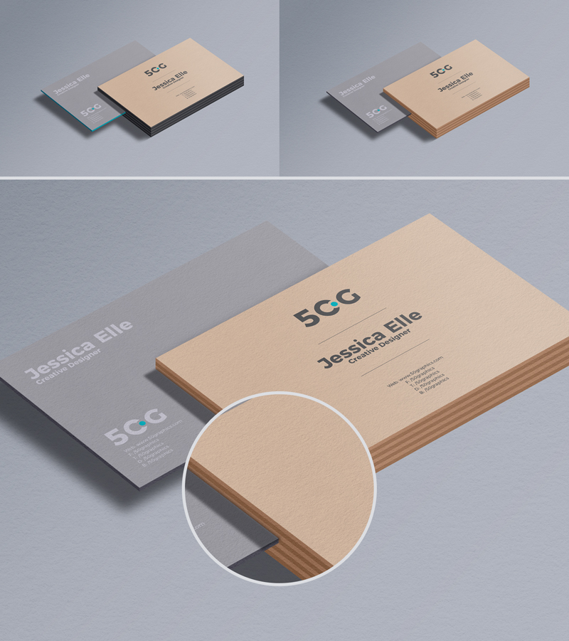 Free-Business-Card-PSD-Mockup-For-Branding