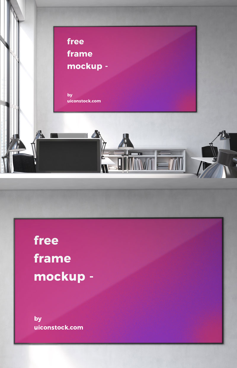 Free-Office-Frame-Mockup-2018