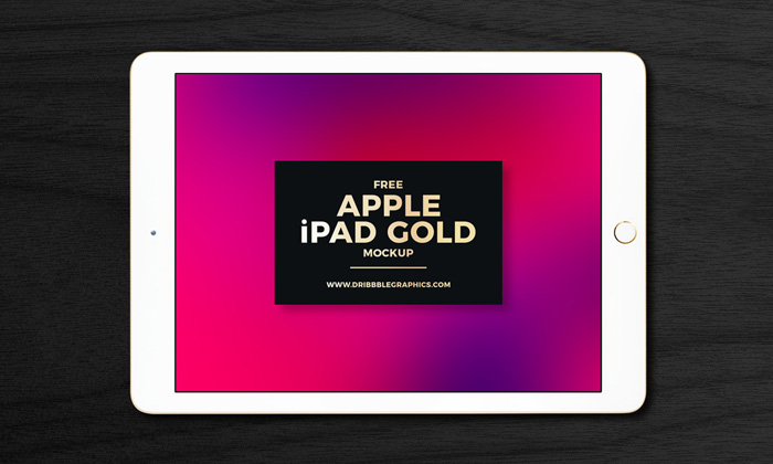 PSD-Apple-iPad-Gold-Mockup-2018-For-Your-UI-Presentation