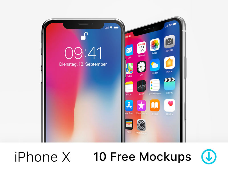 10-Free-PSD-iPhone-X-Mockups-600