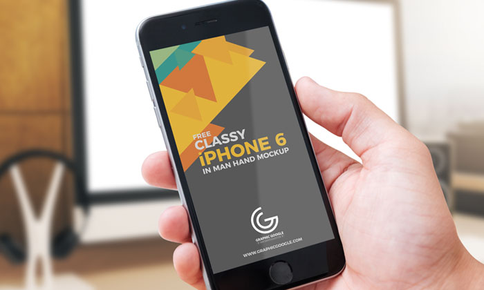 Man-Holding-in-Hand-iPhone-6-Mockup-2018-by-Mockup-Planet