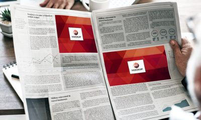 Man-Reading-Multiple-Ads-Newspaper-Mockup-2018