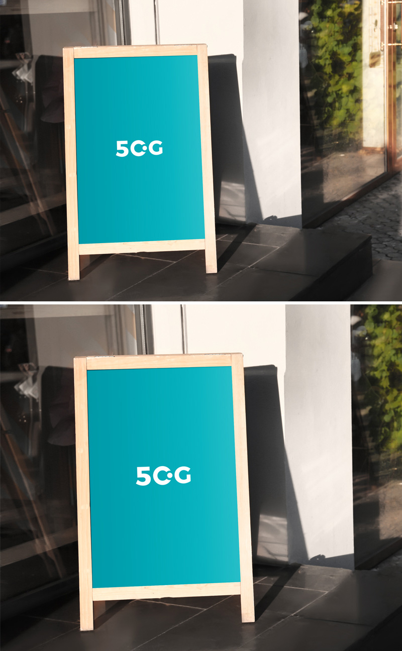 Free-Outdoor-Advertisement-Stand-Sign-Mockup-PSD-2018-2