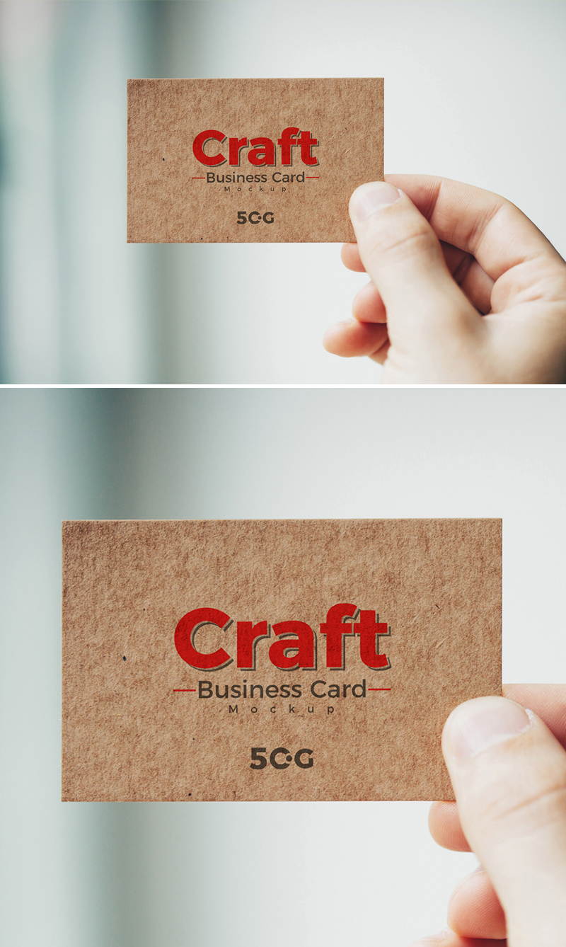 Free-Man-Holding-Craft-Business-Card-Mockup-PSD-2018-700