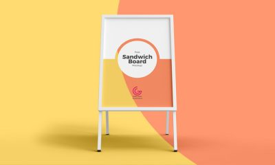 Free-Outdoor-Sandwich-Board-Mockup-PSD-2018-For-Advertisement-300
