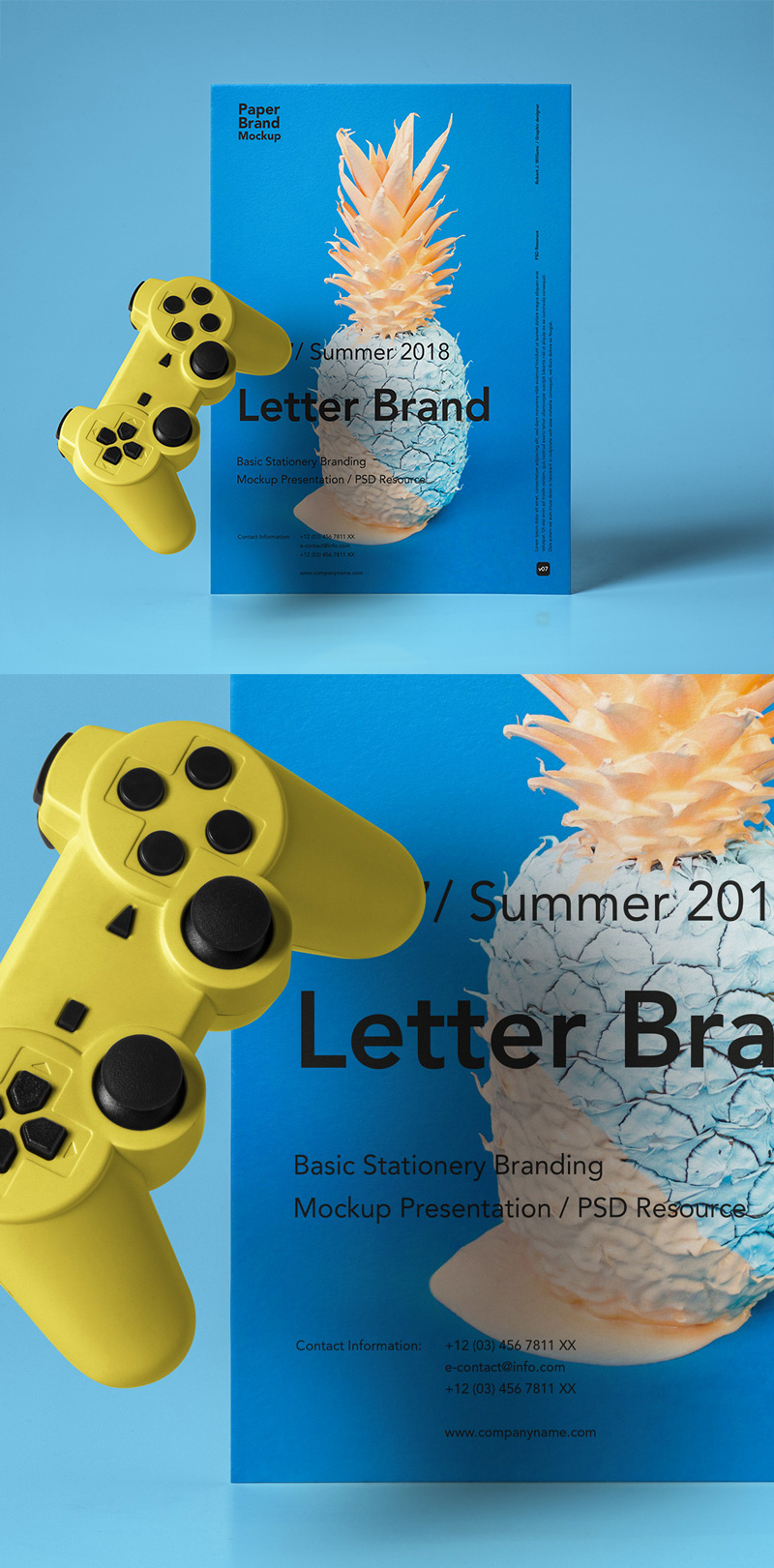 Free-Psd-Game-Controller-With-Paper-Brand-Mockup-2018-600