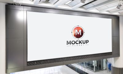 Free-Digital-AD-Mockup-For-Indoor-Advertisement
