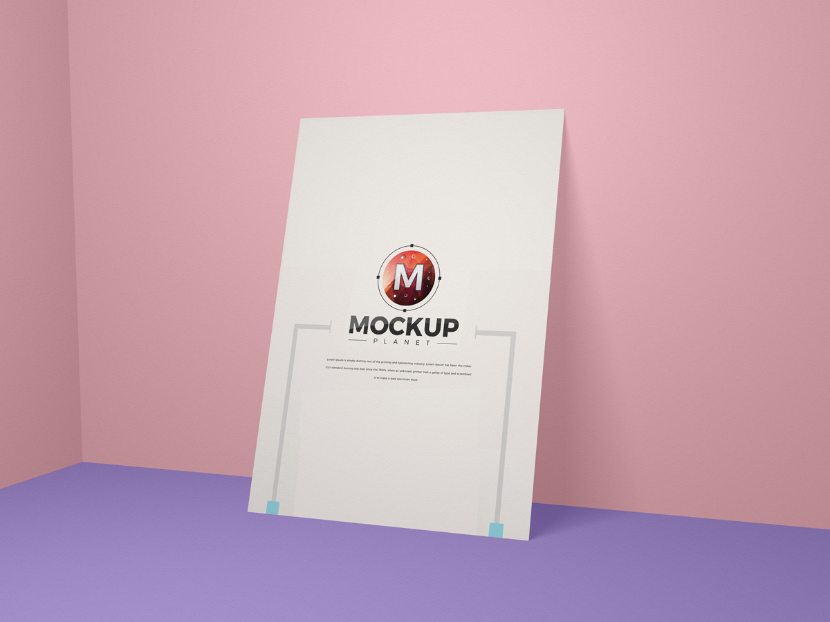 Free-Elegant-Poster-Mockup-PSD-Perfect-For-Branding