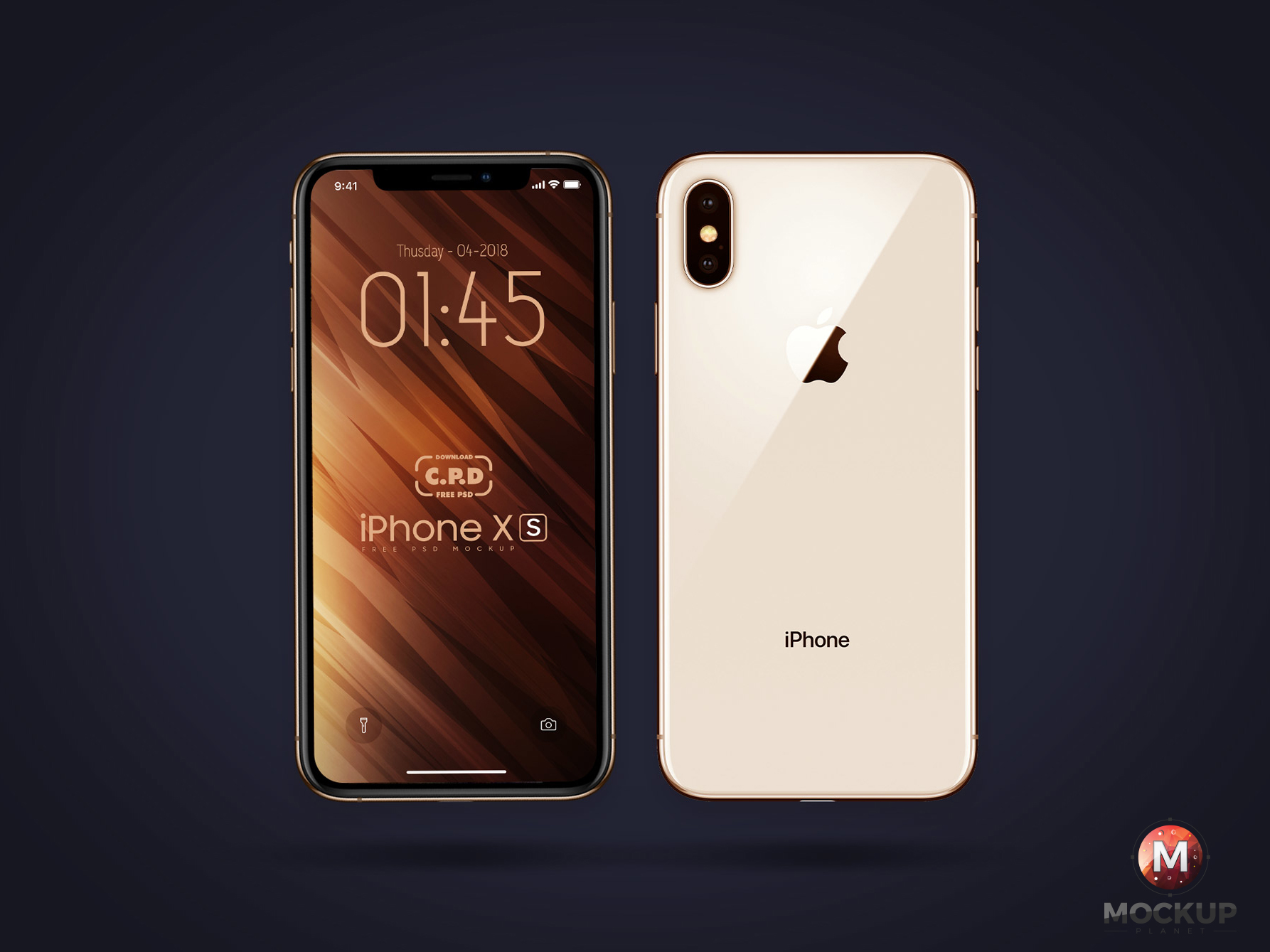Free-Both-Side-iPhone-Xs-Mockup-PSD