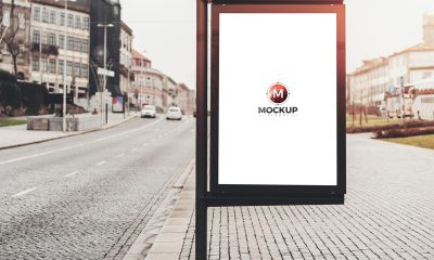 Free-Road-Side-Outdoor-Banner-Billboard-Mockup-PSD-For-Promotion