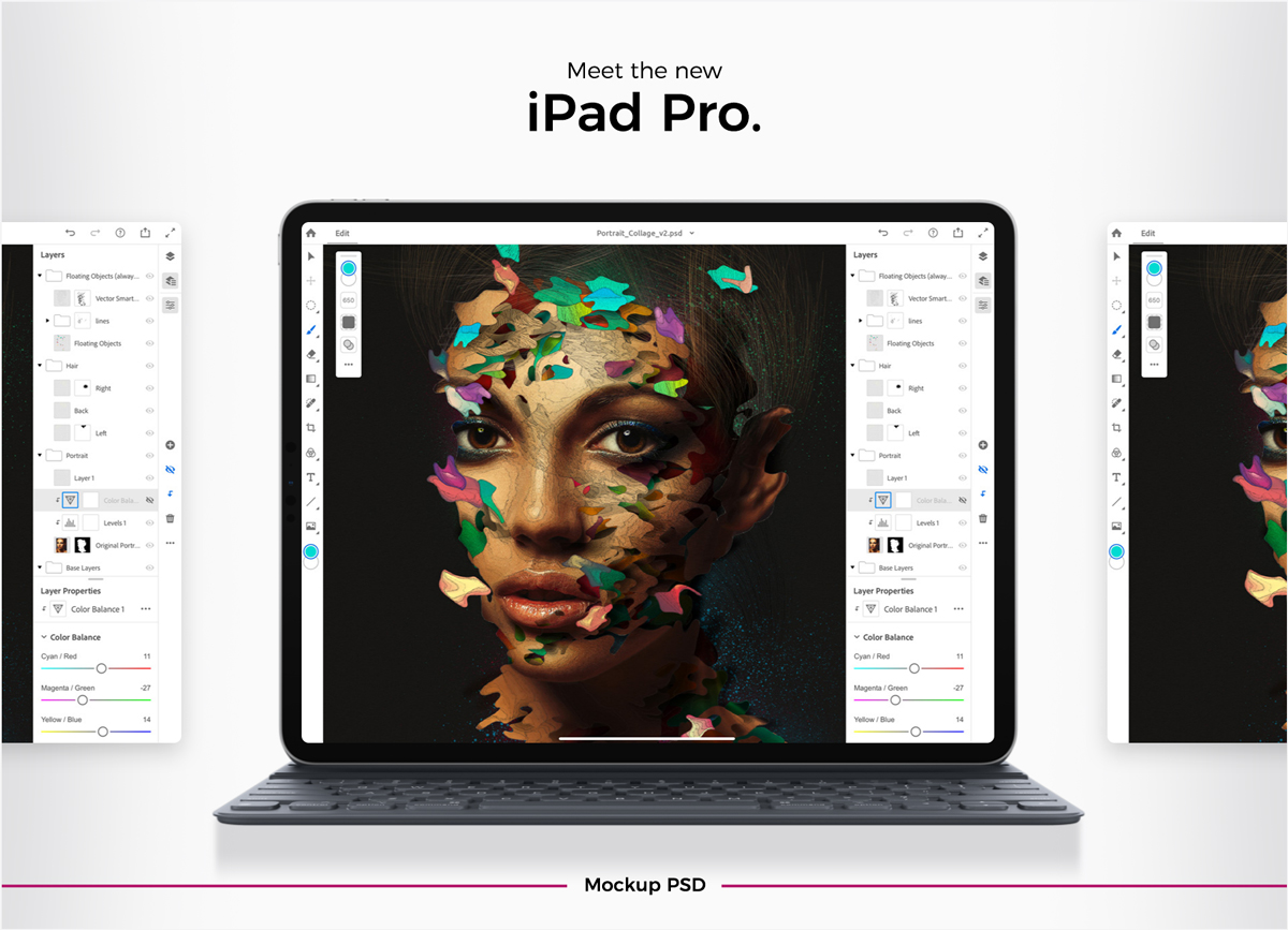 Free-Apple-New-2018-iPad-Pro-Mockup-PSD