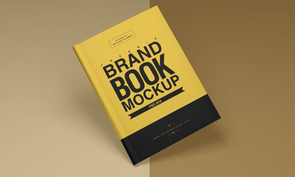 Free-Brand-Book-Cover-Mockup-PSD-2018
