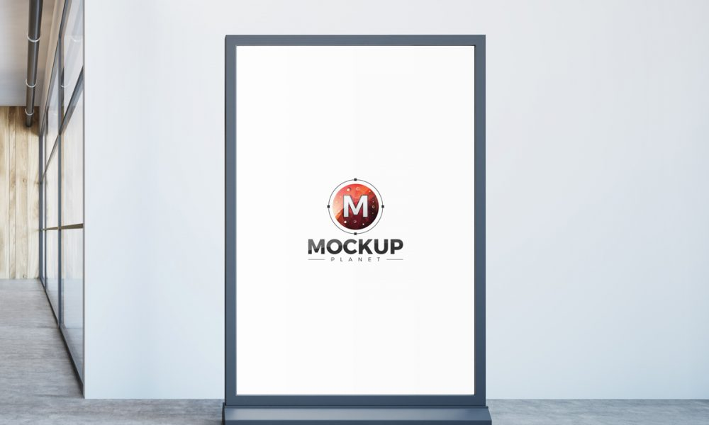 Free-Indoor-Office-Standy-Banner-Mockup-For-Advertisement