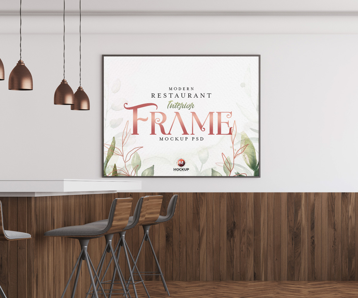 Free-Inside-Restaurant-Frame-Mockup-For-Menu