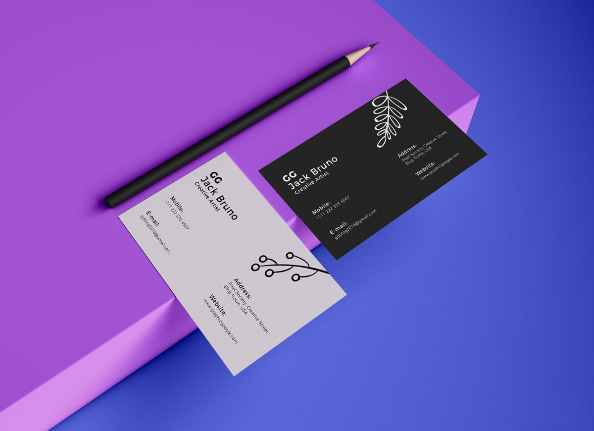 Free-Business-Card-Mockup-PSD-Design-For-Branding