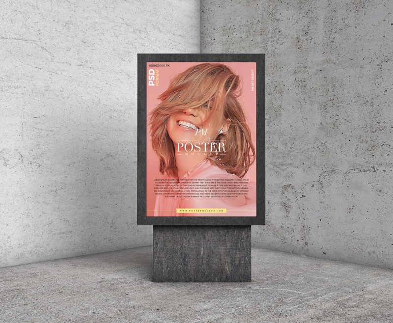 Free-Elite-Concrete-Interior-Poster-Mockup-For-Branding-2019