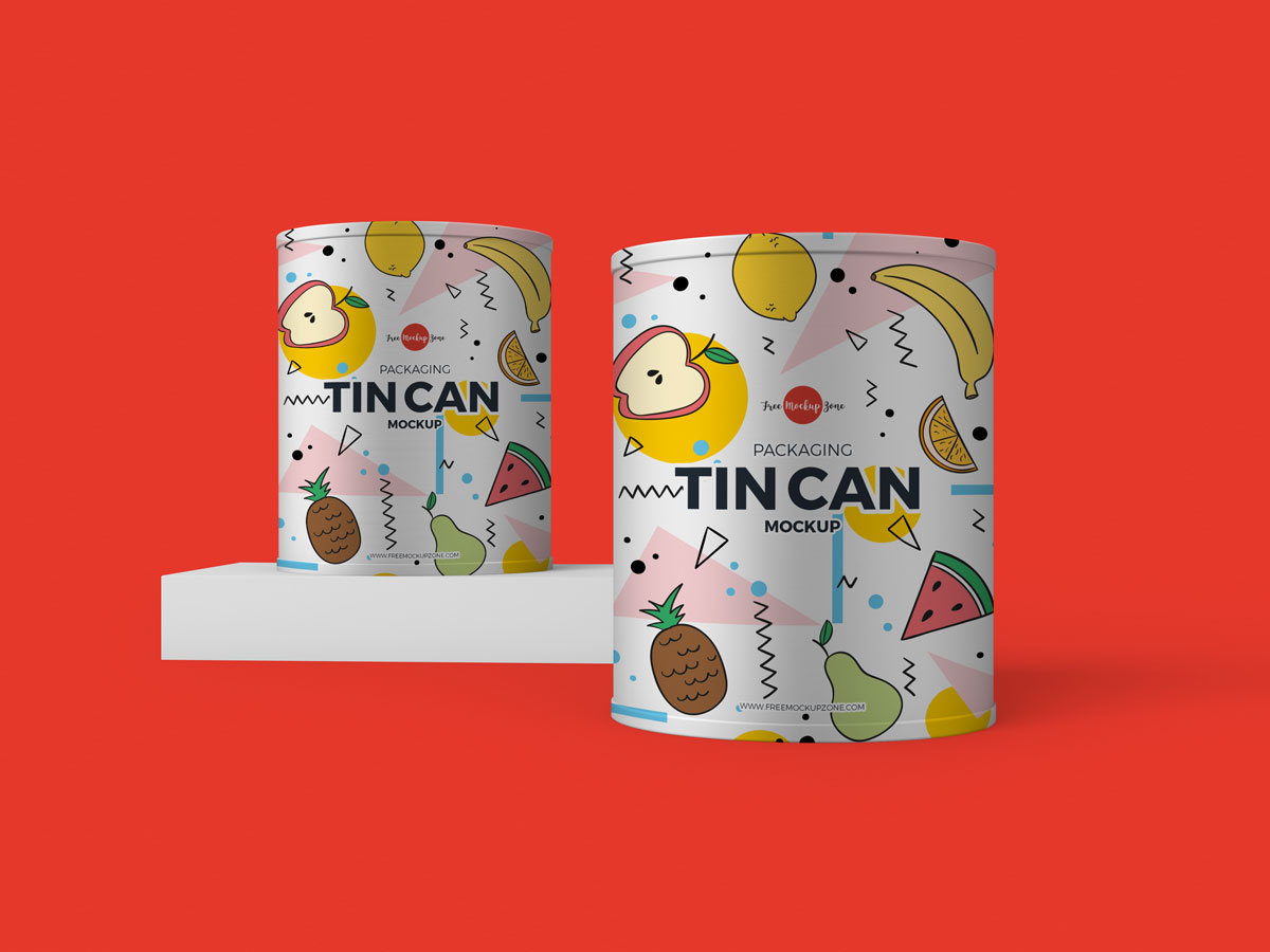 Free-Packaging-Tin-Can-Mockup