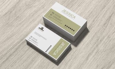 Free-Business-Card-Mockup-Design-on-Wooden-Background