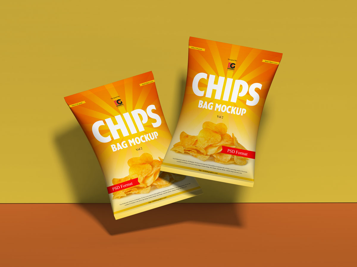 Free-Chips-Packaging-Mockup-Design