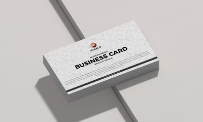 Free-Modern-Brand-Business-Card-Mockup-Design