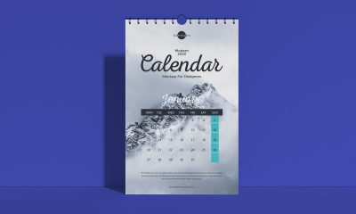 Free-Front-View-Calendar-Mockup-Design-For-2020
