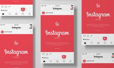 Free-Social-Media-Instagram-Post-Mockup-Design