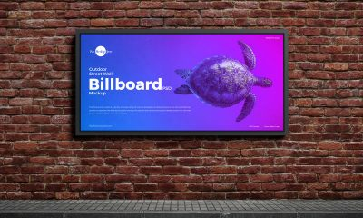 Free-Street-Wall-Advertisement-Billboard-Mockup-Design
