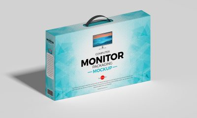 Free-Computer-LED-Monitor-Packaging-Mockup-Design