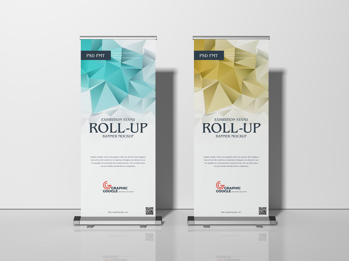 Free-Expo-Roll-Up-Standee-Banner-Mockup-Design