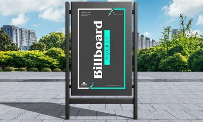 Free-Front-View-Outdoor-Billboard-Mockup-Design