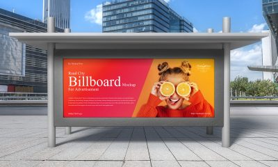 Free-Outdoor-City-Road-Billboard-Mockup-Design