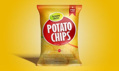 Free-Brand-Chips-Packaging-Mockup-Design