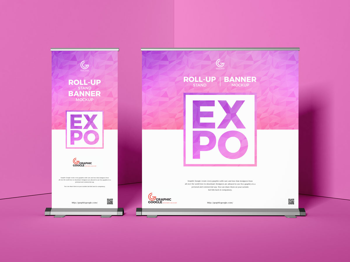 Free-Expo-Exhibition-Roll-Up-Banner-Mockup-Design