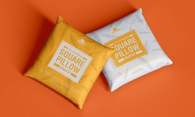 Free-Stylish-Square-Shape-Pillow-Mockup-Design