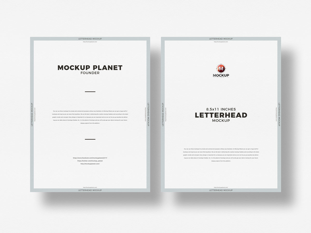 Free-Top-View-Letter-Size-Letterhead-Mockup-Design-1
