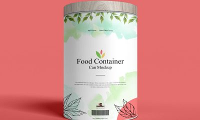 Free-Organic-Food-Can-Mockup-Design