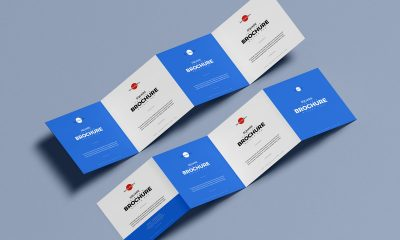 Free-Square-Four-Fold-Business-Brochure-Mockup-Design