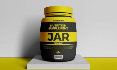 Free-Curved-Shape-Nutrition-Supplement-Jar-Mockup-Design